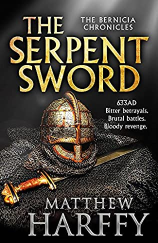 book cover of   The Serpent Sword