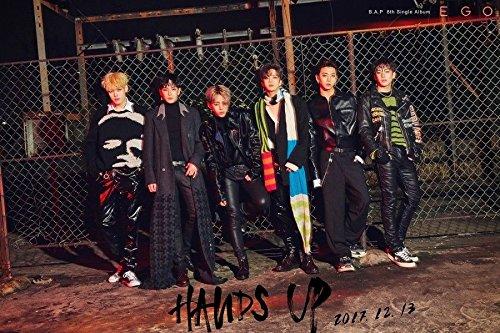 B.A.P [EGO] 8th Single Album CD+80p Photobook+Photocard+Tracking Number K-POP SEALED