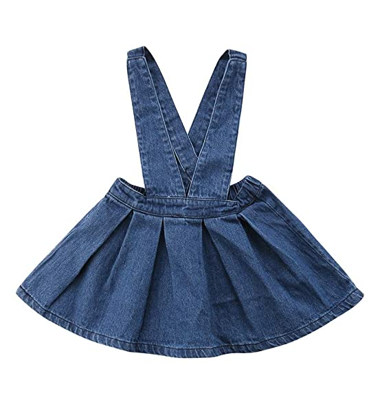 f8f33ea9b4c1 Amazon.com  Specialcal Baby Girls Velvet Suspender Skirt Infant ...