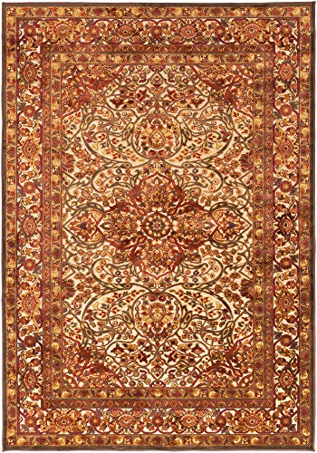 Basilica Dark Brown/Bronze Rug Rug Size: 2'2