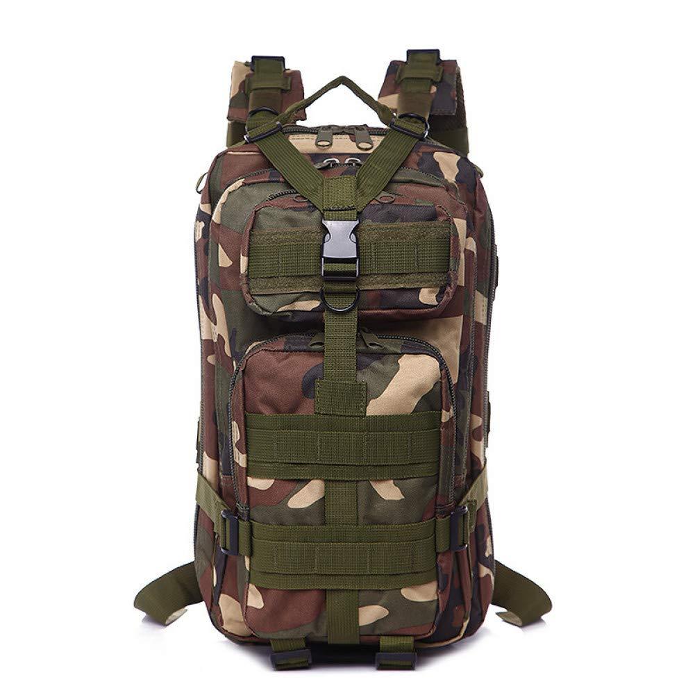 Jungle  YUANYU Armée Nylon Sac à Dos Militaire Camouflage étanche Sac à Dos Sports De Plein Air Camping Randonnée Sac à Dos