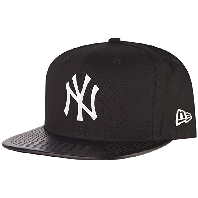 Gorra New Era - Mlb Rubber Prime New York Yankees negro talla: S/M: Amazon.es: Ropa y accesorios