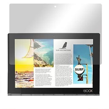 Slabo 2 x Protector de Pantalla para Lenovo Yoga Book lámina ...