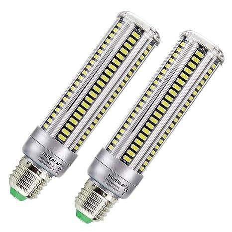 Bombilla LED E27 Blanco Frio 20W (Equivalente a 200W) 1980 Lúmenes 6000K Lampara led