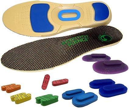 【Barefoot Science インソール7段階フルタイプ】足底筋膜炎 扁平足 外反母趾 立ち仕事 ゴルフ 登山用