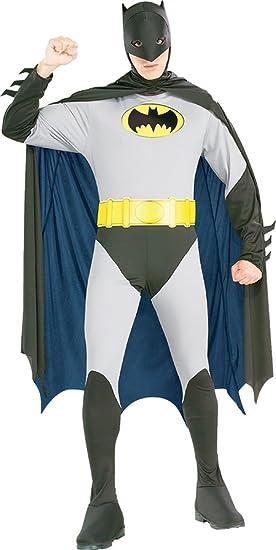 BATMAN Classic Costume Large (disfraz): Amazon.es: Juguetes y juegos