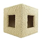 New Cat Condos Premier Pet Hiding Cube - Brown