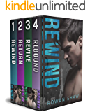 REWIND BOXED SET (BOOK 1-4)