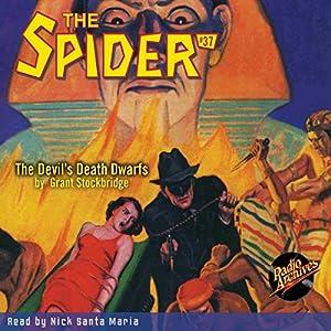 Spider #37 Audiobook