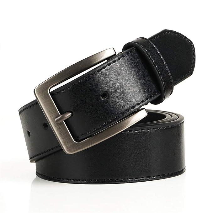 Amazon.com: VIGVAN Cinturón grande y alto para hombre: Clothing
