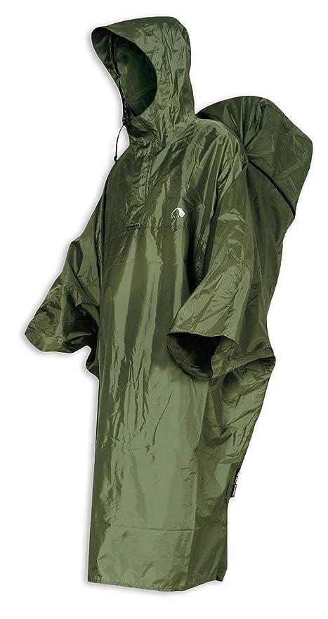 Regenbekleidung Regenponcho Poncho Oliv Regen-umhang Regenschutz Neu Um Jeden Preis