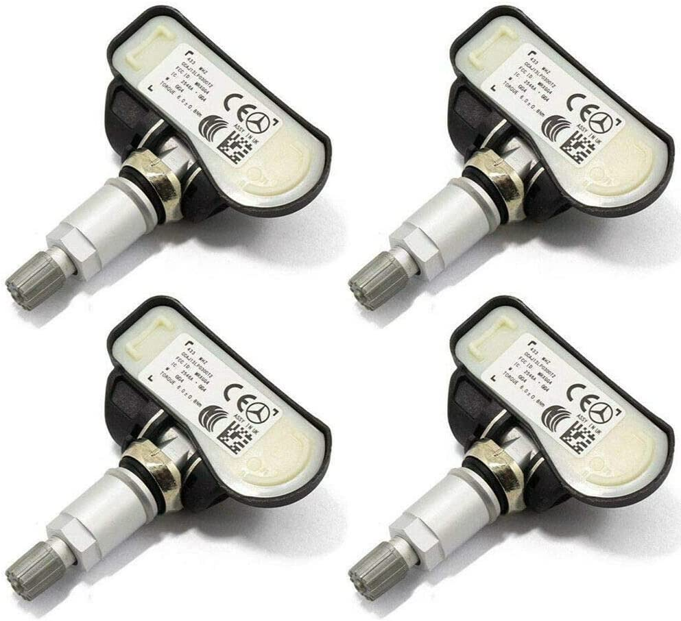 Original Mercedes Benz RDK Pneus Capteurs de pression Capteur Rdks a0009050030