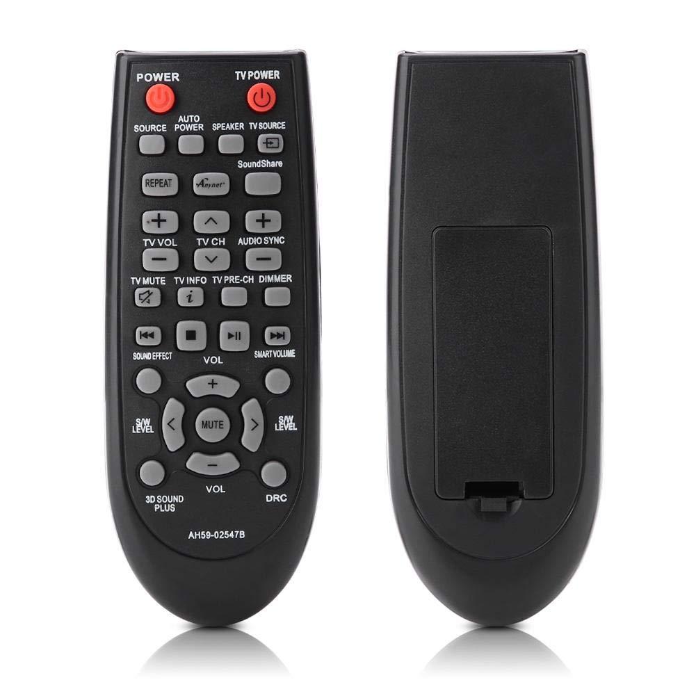 Sound Bar Remote Control for Samsung HWF450ZA HWF450 PSWF450 AH68 ...