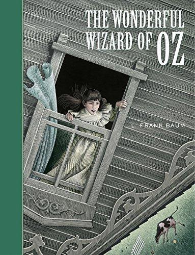 The Wonderful Wizard of Oz (Sterling Unabridged Classics)