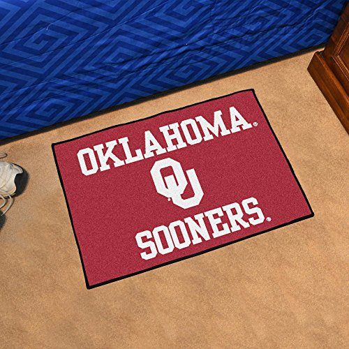 "Custom Made - 2394 - Oklahoma Starter Rug 20""x30"""