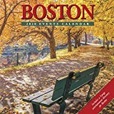 Boston 2020 Wall Calendar