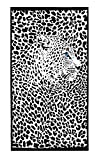 Sports & Home Towel Plus Bath Towels/Beach Towels /Spa Towels -Leopard