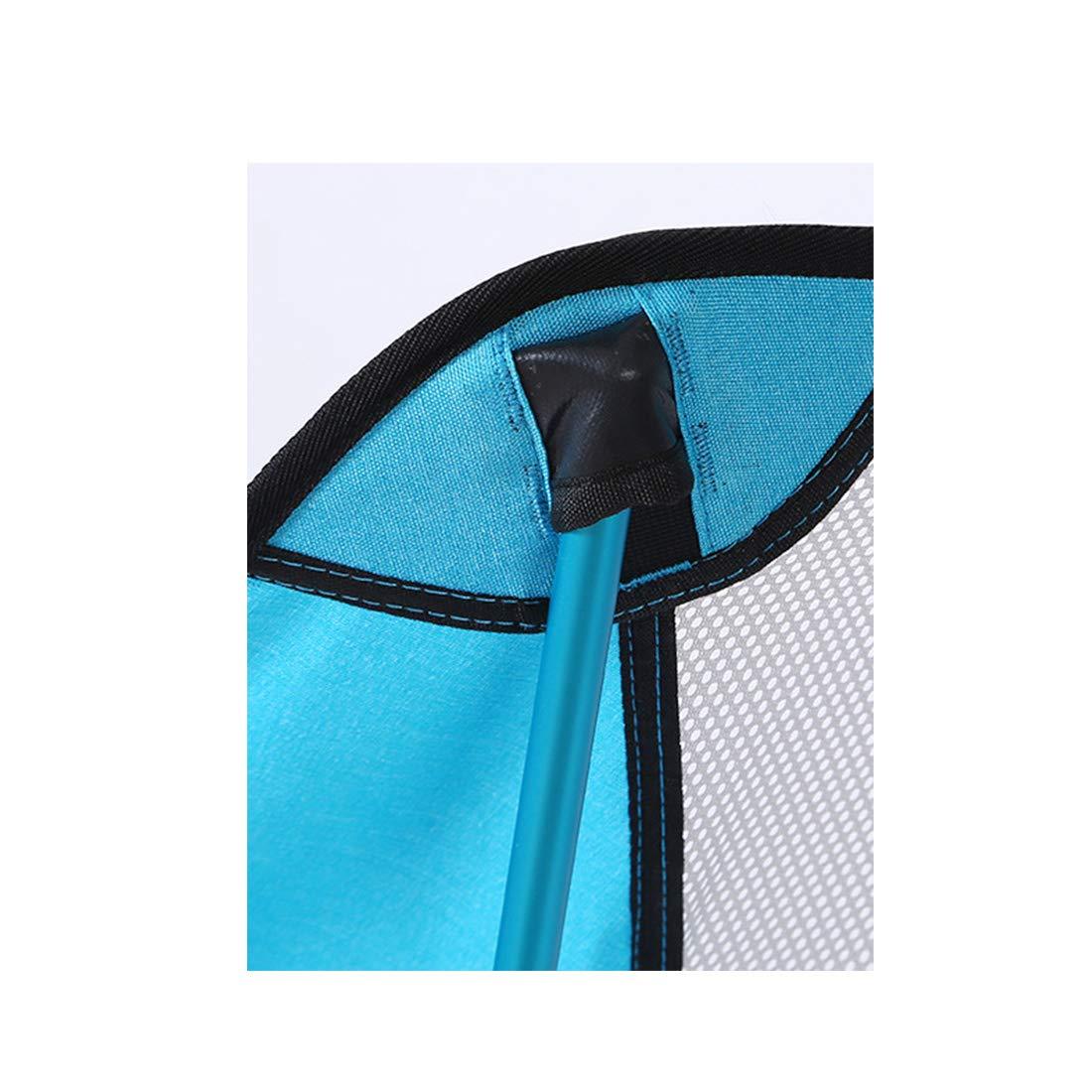 FUBULECY Gartenstuhl Klappstuhl Moon Stuhl Mobiler Praktisch Stuhl Freizeitstuhl Ultraleicht Praktisch Mobiler zum Tragen e6d507
