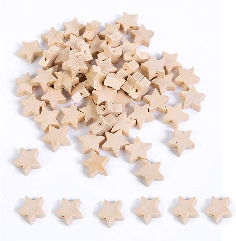 Star Shaped Beads