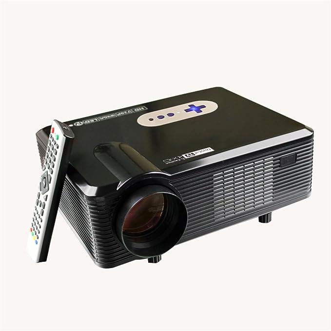 Excelvan - Proyector LED 3D de alta definición, 3000 lúmenes, cine ...