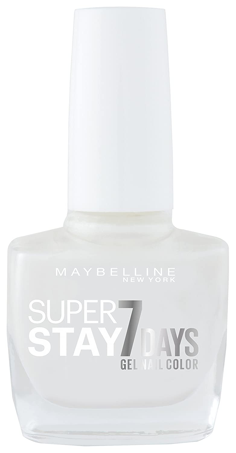 Maybelline New York Make-Up Super Stay Nailpolish Forever Strong 7 ...