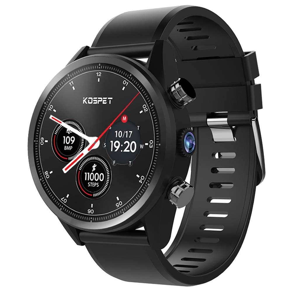Amazon.com : Kospet Hope Lite 4G Smartwatch Phone 1.39 inch ...