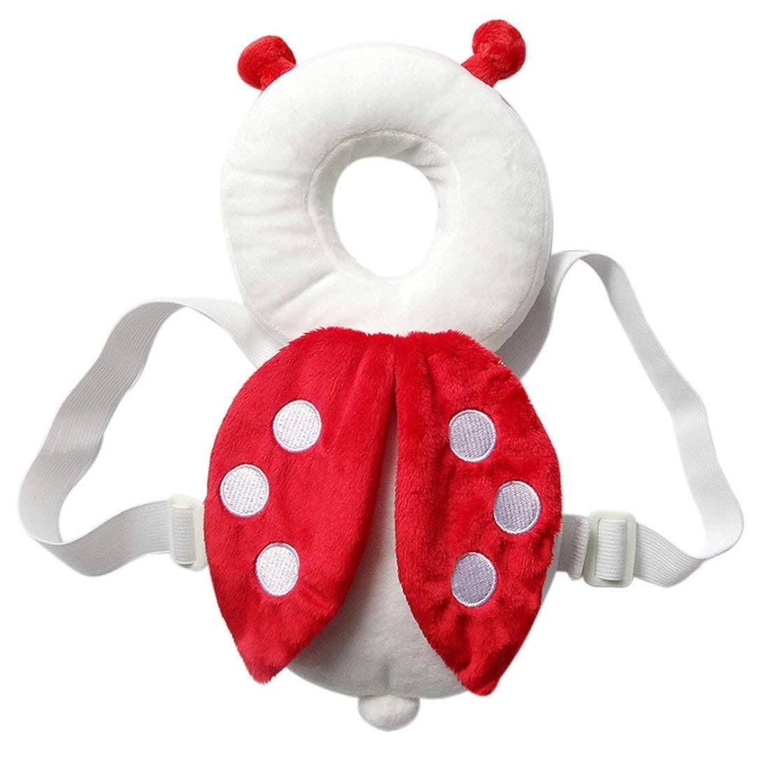 Cuscino di protezione per la testa del bambino Cuscino per la testa del cuscino del collo del poggiatesta con cinghie Togames-IT