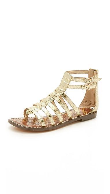 dbbfc7e8629f Sam Edelman Women s Kendra Flat Sandals