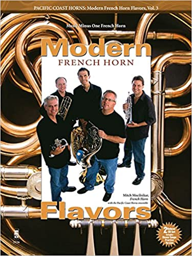 Pacific Coast Horns - Modern French Horn Flavors, Vol. 3