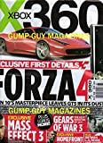 XBOX 360 UK No 68 Magazine EXCLUSIVE FIRST DETAILS: FORZA 4 TURN 10'S MASTERPIECE LEAVES GT5 IN IT'S DUST / DVD: 2 HRS FORZA 4