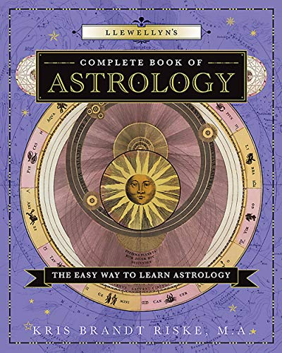 Llewellyn's Complete Book of Astrology: The Easy