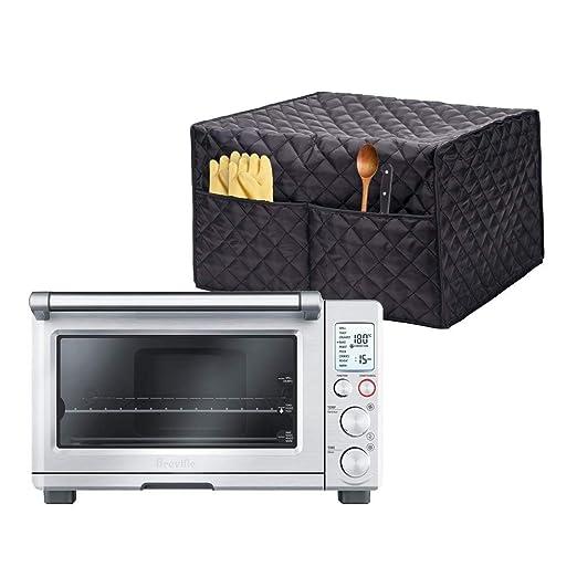 Tapa antipolvo para microondas, cubierta cuadrada de cocina de ...
