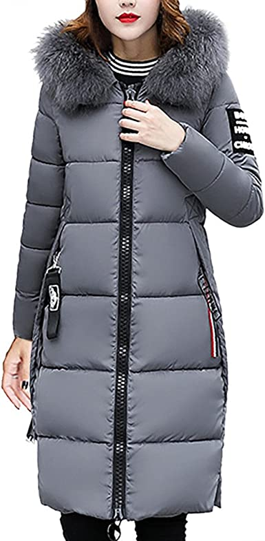 Fourrure Jacket Femme Doudoune Hoodie Mode Nouveau Manteau Chaud Blouson Hiver 2019 Capuche épais Parka Chaud avec Slim Elegant Veste Longue Zippé 8On0wkPX