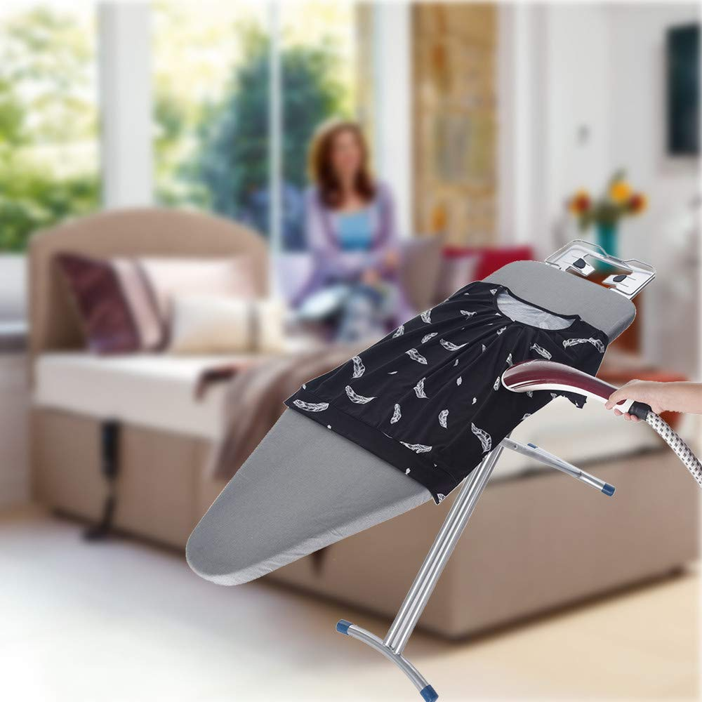 WONdere 48x15'' Home ironing Board 4 Leg Foldable Adjustable Board by WONdere (Image #6)