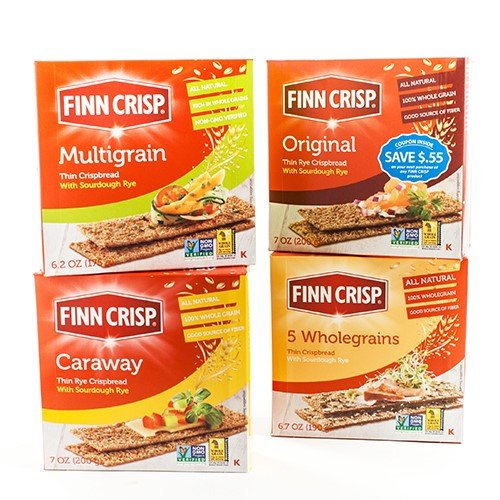 Thin Crispbread by Finn Crisp - Original (7 ounce)