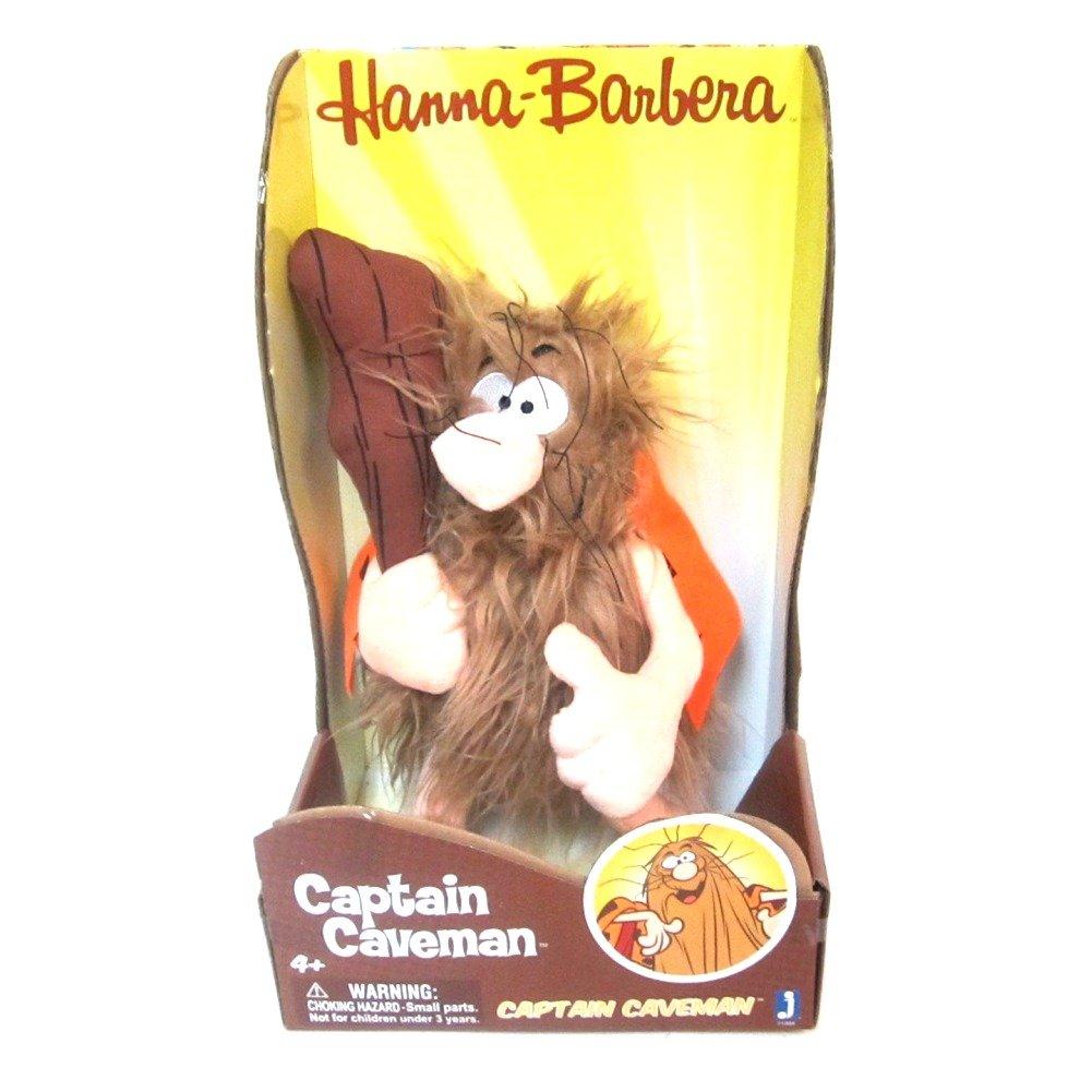 Hanna Barbera - Peluche sonoro del Capitán cavernícola (25 cm)