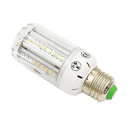 Bonlux 11W E27 1000 Lúmenes LED Bombilla con Sensor de Movimiento para Escalera, Pasillo, Vestíbulo, Patio, Baño, Camino, Casa (Luz Cálida 2800k): ...