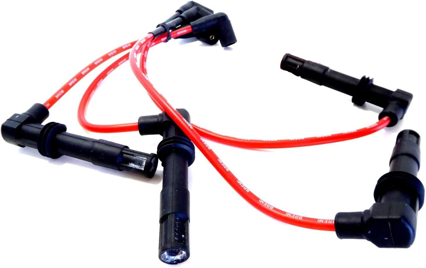 Black Bremi 220G200 Ignition Cable Kit