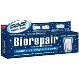 Biorepair - Dentifricio Per la Notte, Inibisce I Batteri che Agiscono di Notte - 6 pezzi da 75 ml [450 ml]