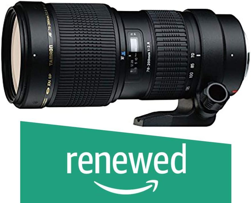 Tamron Auto Focus 70-200mm f/2.8 Di LD IF Macro Lens for Canon Digital SLR Cameras (Model A001E) (Renewed)