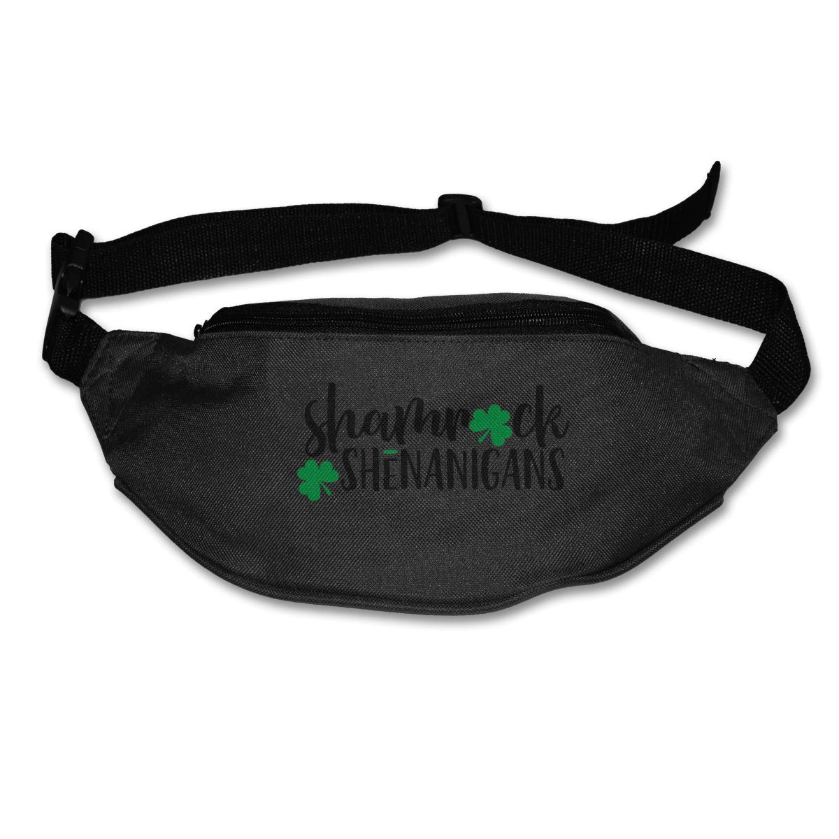 Shamrock Shenanigans Sport Waist Packs Fanny Pack Adjustable For Run