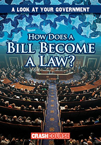 How Does a Bill Become a Law? (A Look at Your Government)