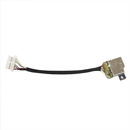 Desconocido Cable de alimentación DC para HP Spectre X360 13 – 455 DX 13 – 455