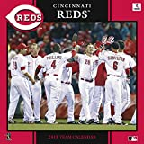 Turner Perfect Timing 2015 Cincinnati Reds Team Wall Calendar, 12 x 12 Inches (8011633)