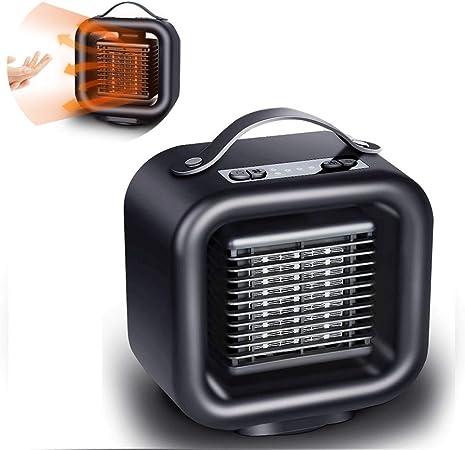 ZZYYZZ Calefactor de Aire Caliente Portatil, Ventilador de ...