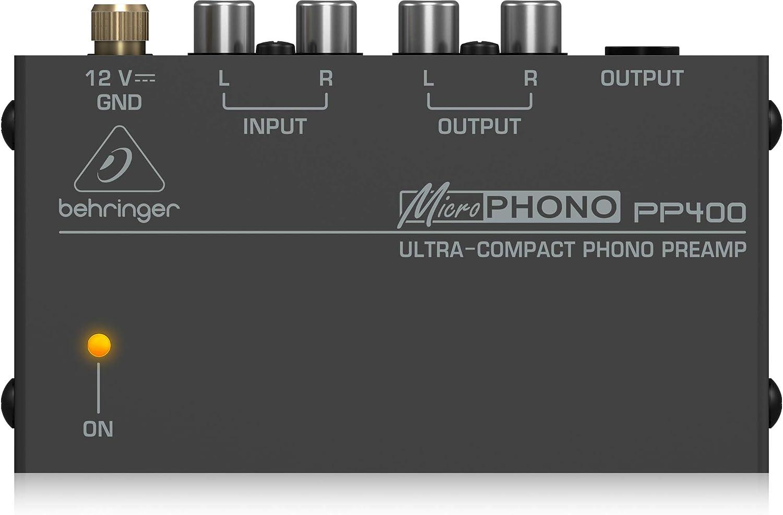 Amazon.com: Pre amplificador de teléfono ultra ...