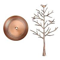 Espositore per gioielli di moda denaro albero orecchini collana gioielli Hanging display Storage Tools