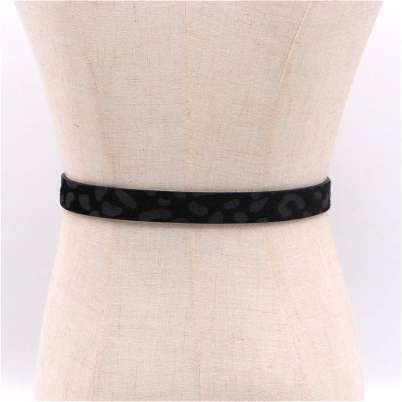 TIFENNY Women/'s Leopard Horse Hair Decorative Pockets Dual-use Mobile Phone Bag Fashion Convenience Purse