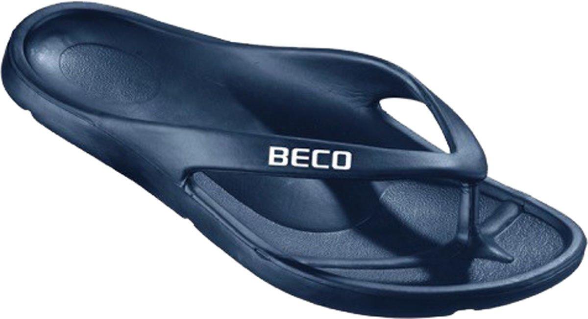 Beco Swim Beach Poolside Slippers V-Strap Flip Flop Slip-On Ultralite Poolshoe