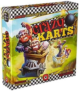 Crazy Karts Board Game